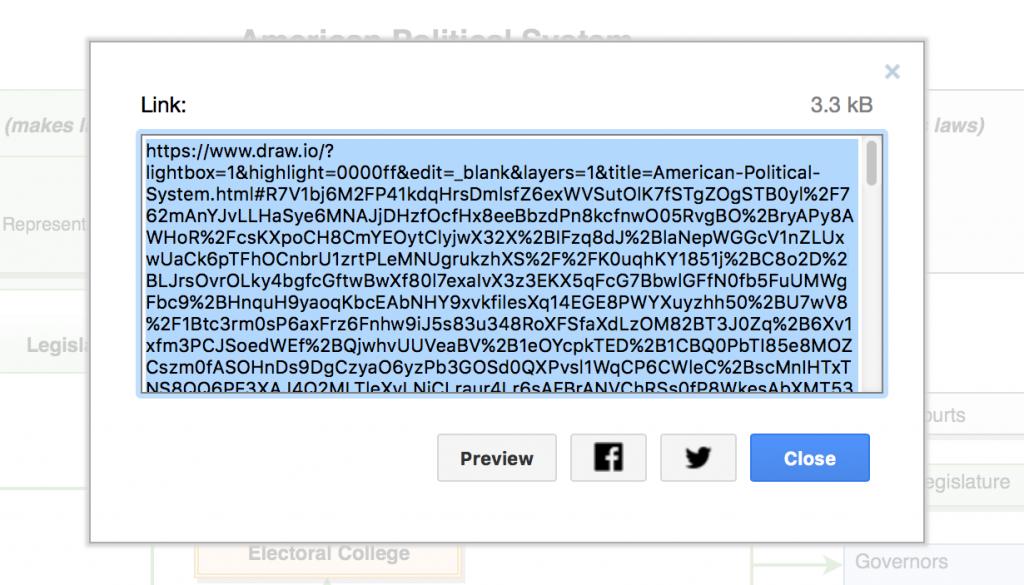 draw.io-发布到DropBox的链接